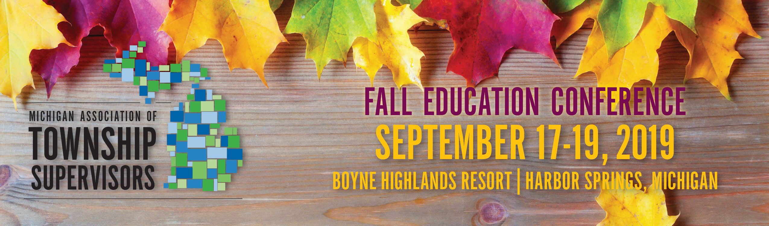 Fall Education Conference